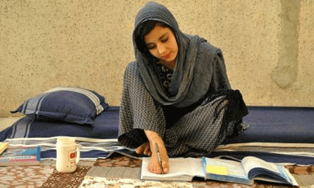 This Courageous Girl from Buner is Not Letting Her Disabilities Define Her