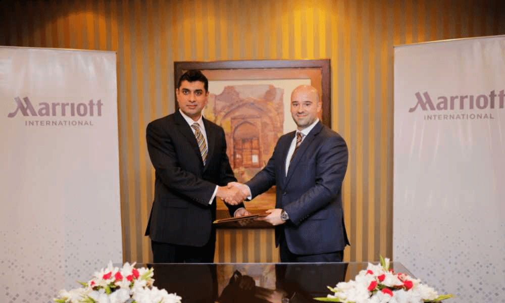 Marriott to Launch Four Points Sheraton in Pakistan, named Lahore Regency