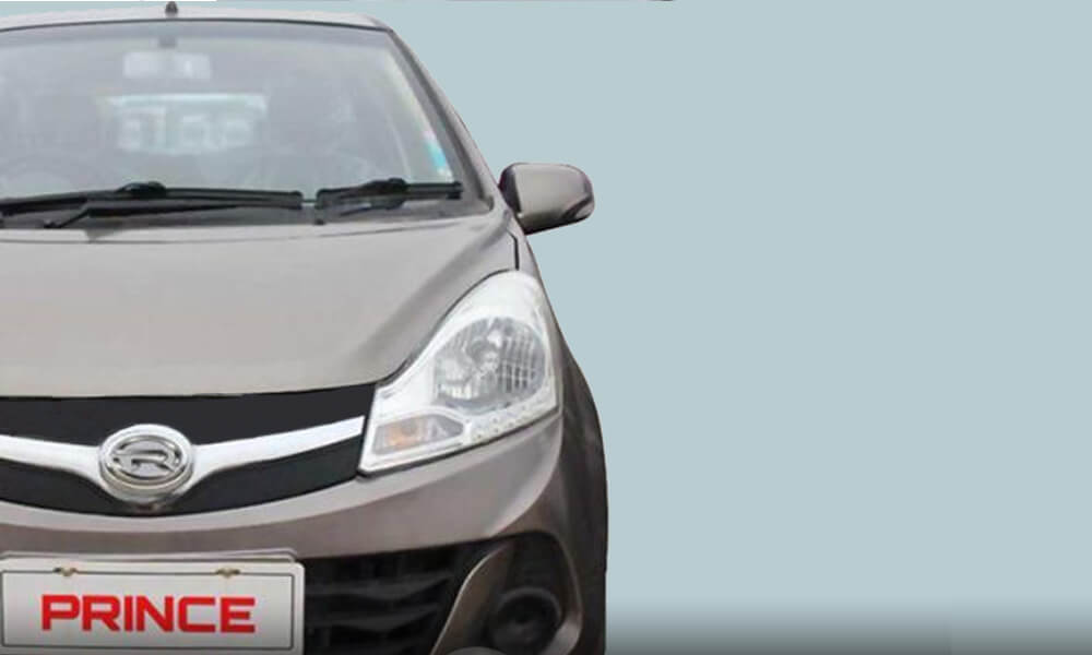 Prince Ready to Launch Its 800cc Pearl REX7 Hatchback in Pakistan
