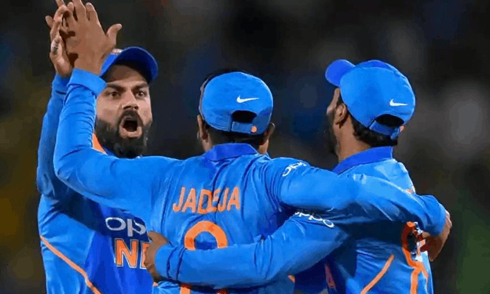 Kohli stars as India edge Australia in spine chiller