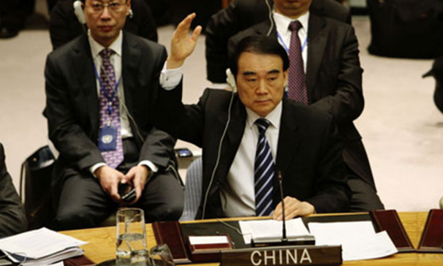 China needs genuine talks before UNSC body takes up JeM case
