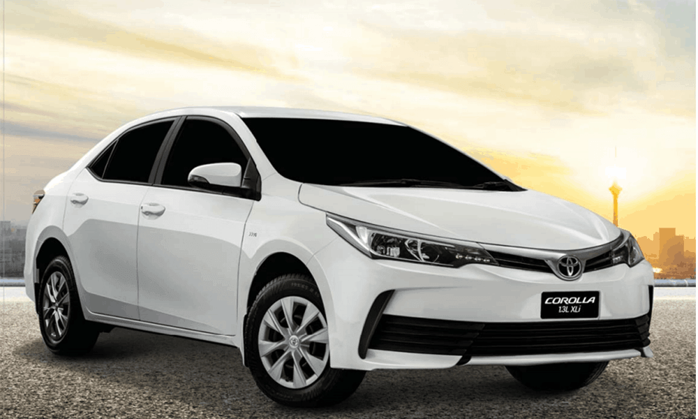 Corolla 1.3 GLi MT Price in Pakistan and Specifications