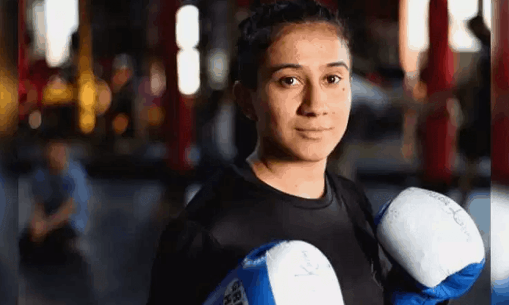 Anita Karim: Pakistan's First and Only International Female MMA Fighter