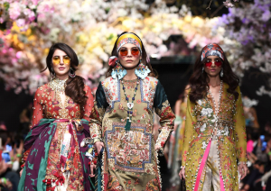 highlights from Pakistan's Favorite Fashion Week 2019