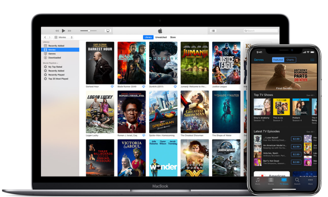 Apple is ready to stream videos with a wide variety of Shows and Films