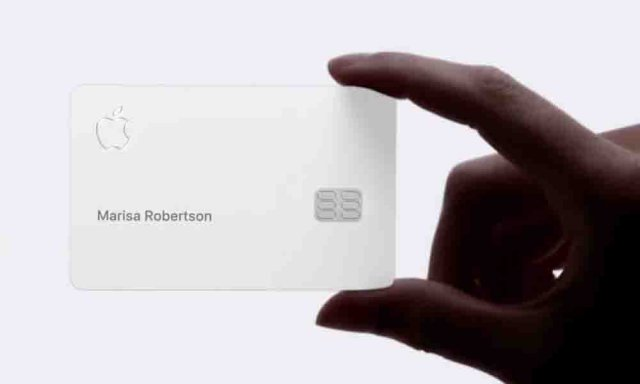 Apple Card Launches Credit Card for Users