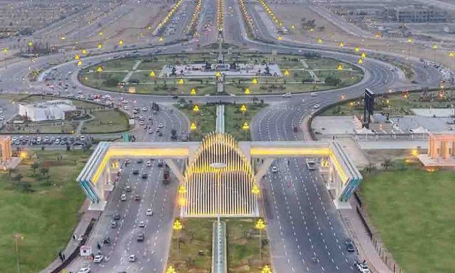 Supreme Court issues acceptance order in favor of Bahria Town
