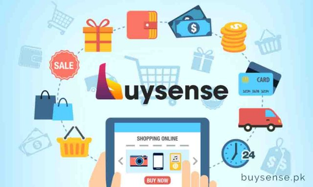 Have an Amazing Style Sense? Do yourself a favor and upgrade to 'Buysense.pk'