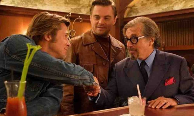 Quentin Tarantino features Brad Pitt and Leonardo Di Caprio in 'Once Upon a Time in Hollywood'