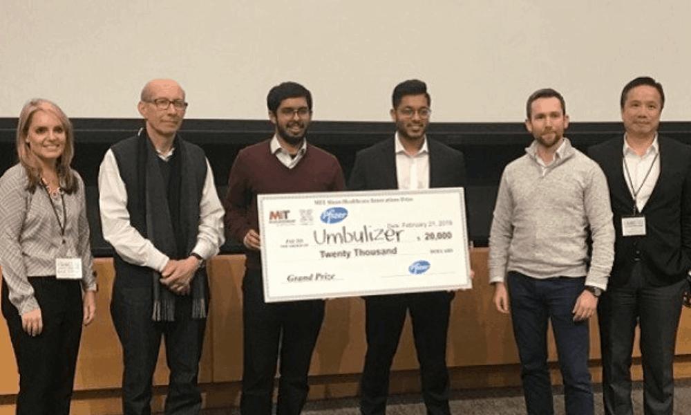 Pakistani understudies won $20,000 for concocting a financially savvy ventilator