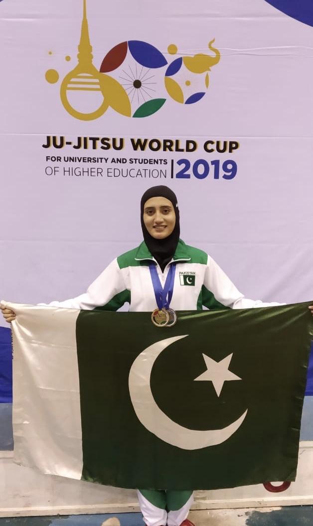 Fatima Irfan Steel wrapped in silk - e-Syndicate Network
