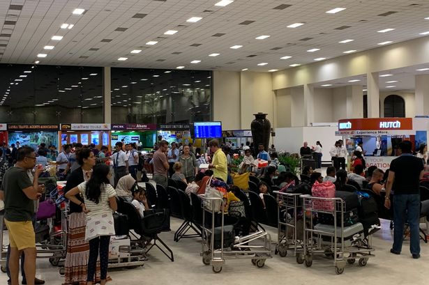 Ninth bomb defused at Sri Lanka Airport - e-Syndicate Network