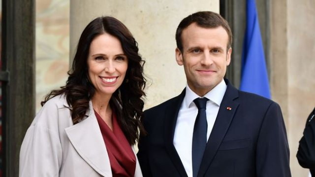 Arden and Macron Up against Social Media violence