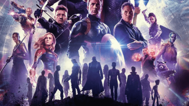 Avengers Endgame Beats Avatar at the Domestic Box Office