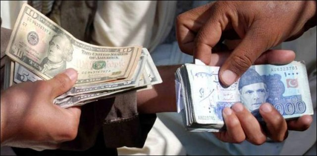 Dollar shakes the market with historical high rates at Rs.148