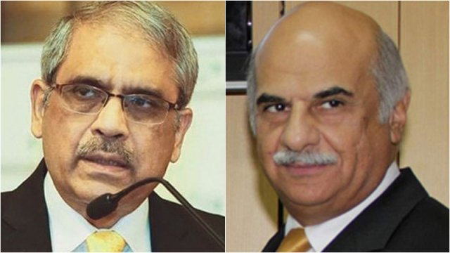FBR Chief and SBP Governor removed from offices