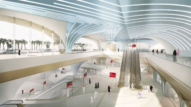 Qatar opens its first ever metro for public