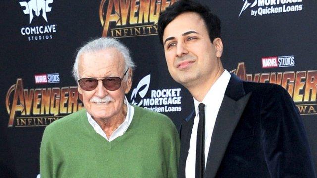 Stan Lee's former manager arrested