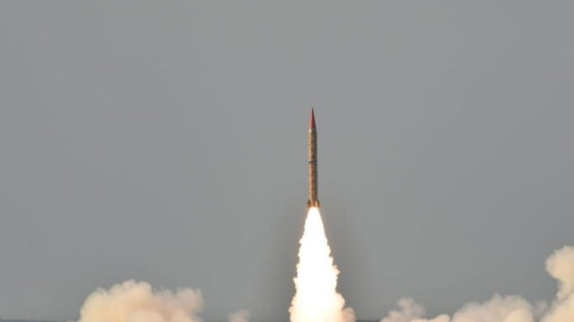 Successful Launch of Shaheen II Ballistic Missile by Pakistan