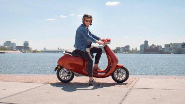 Usain Bolt backs the new E-Scooter startup