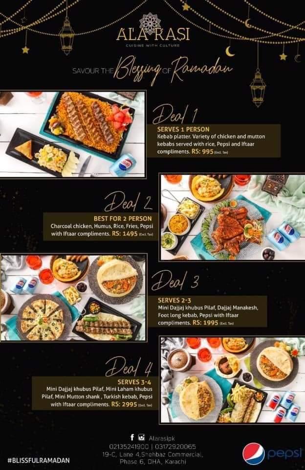 Ala Rasi Ramzan Deals and Discounts 2019