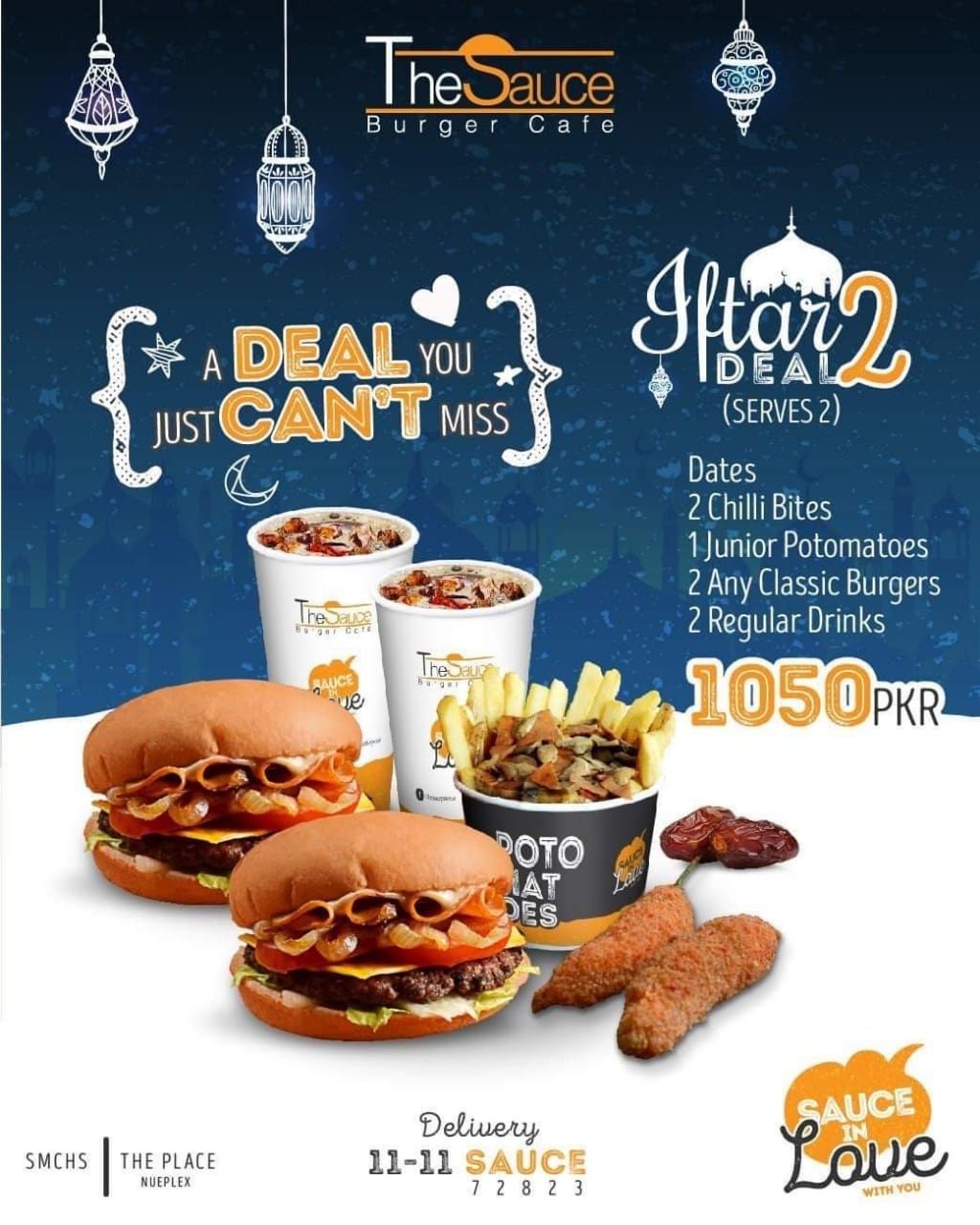 the sauce - ramzan deals and discounts in Karachi 2019