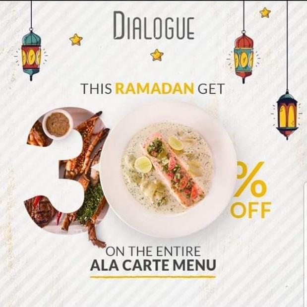 Dialogue Ramzan Deals and Discounts in karachi 2019