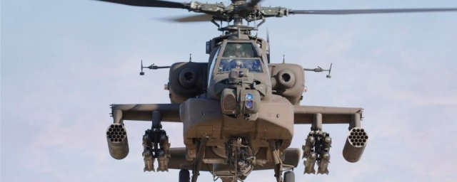Qatar receives 3 billion USD worth Apache Helicopters