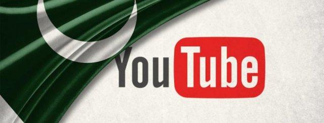 YouTube Pakistan Weekly Chart