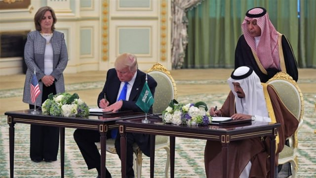 us saudi arabia arms deal