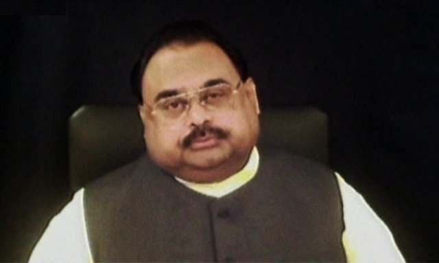 Altaf Hussian arrested in London over hate speech charges in London