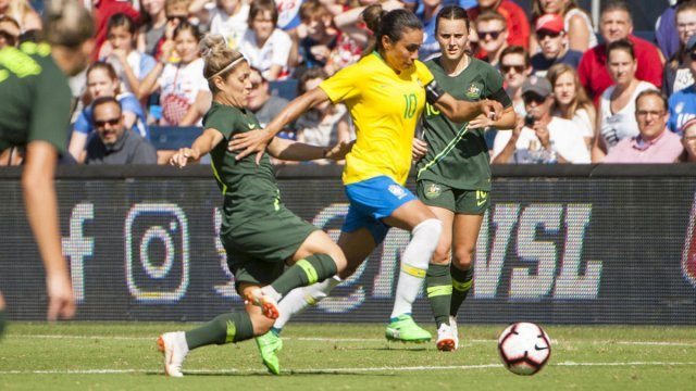 Brazil Loses First Group Stage Match in 24 Years