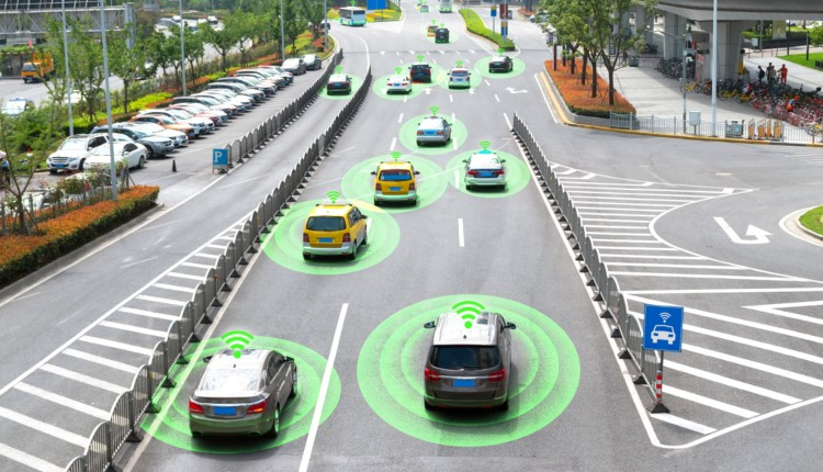 Driverless cars will speed up overall traffic by 35%