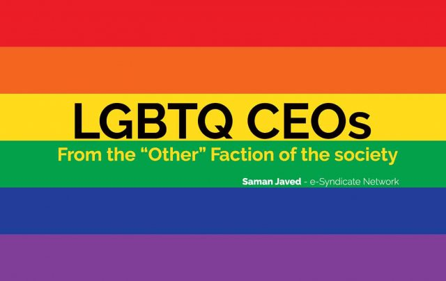 "LGBTQ CEOs From the ""Other"" Faction of the society"