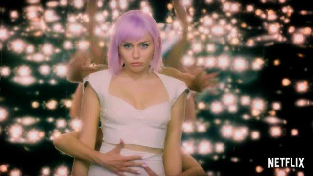 Miley Cyrus's NEW Ashley O