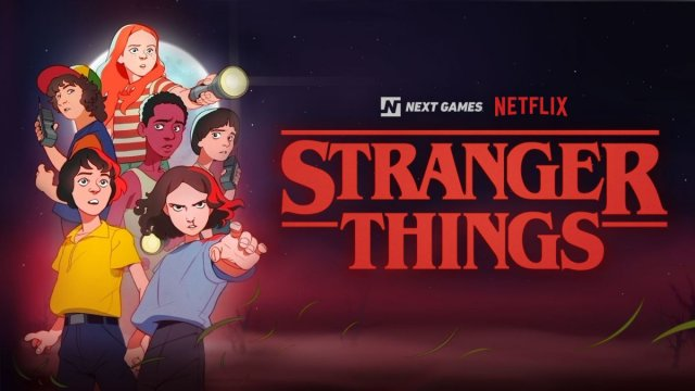 Netflix is launching Stranger Things mobile game in 2020