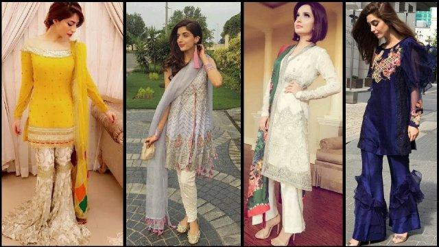 Pakistani Celebrities shares their pictures on Eid 2019