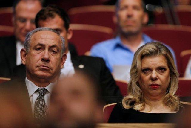 Sara Netanyahu accused of misusing Public Funds