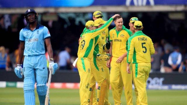 e-Syndicate ICC World Cup 2019 Review – England vs Australia