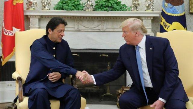 Donald Trump offers mediation on Kashmir between India and Pakistan