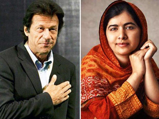 Imran Khan and Malala Yousafzai included in the list of most admired people in the world