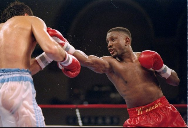 Legendary boxer Sweet Pea dies at the age of 55