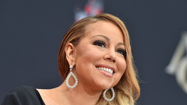 Mariah Carey has won the #BottleCapChallange