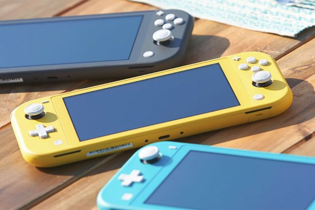 Nintendo announces Switch Lite to be released this year