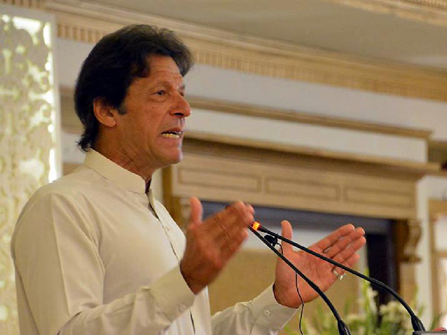 PM Khan warned the corrupt again while inaugurating 'Namal Hospital'