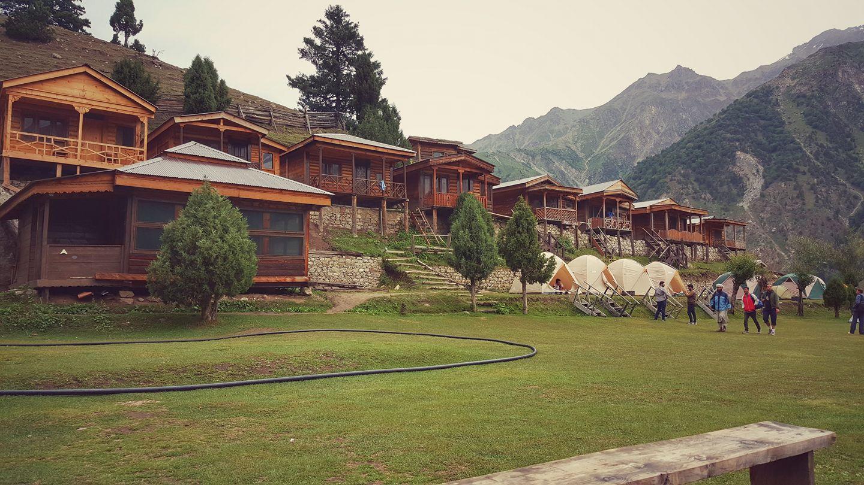 Raikot Serai, Tourist's Resort