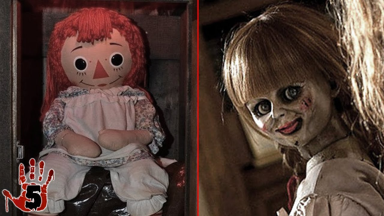 Real Annabelle Doll