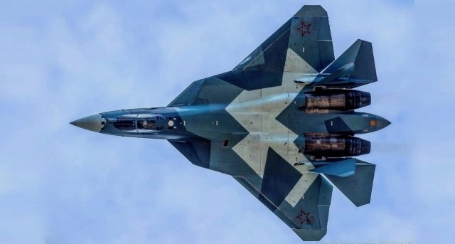 Russia to beat F-35 by modifying it's SU-57 into a 6th generation stealth beast