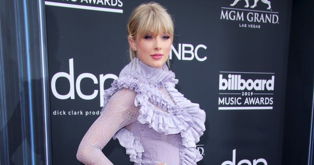 Taylor Swift tops this year's Forbes Celebrity 100 list