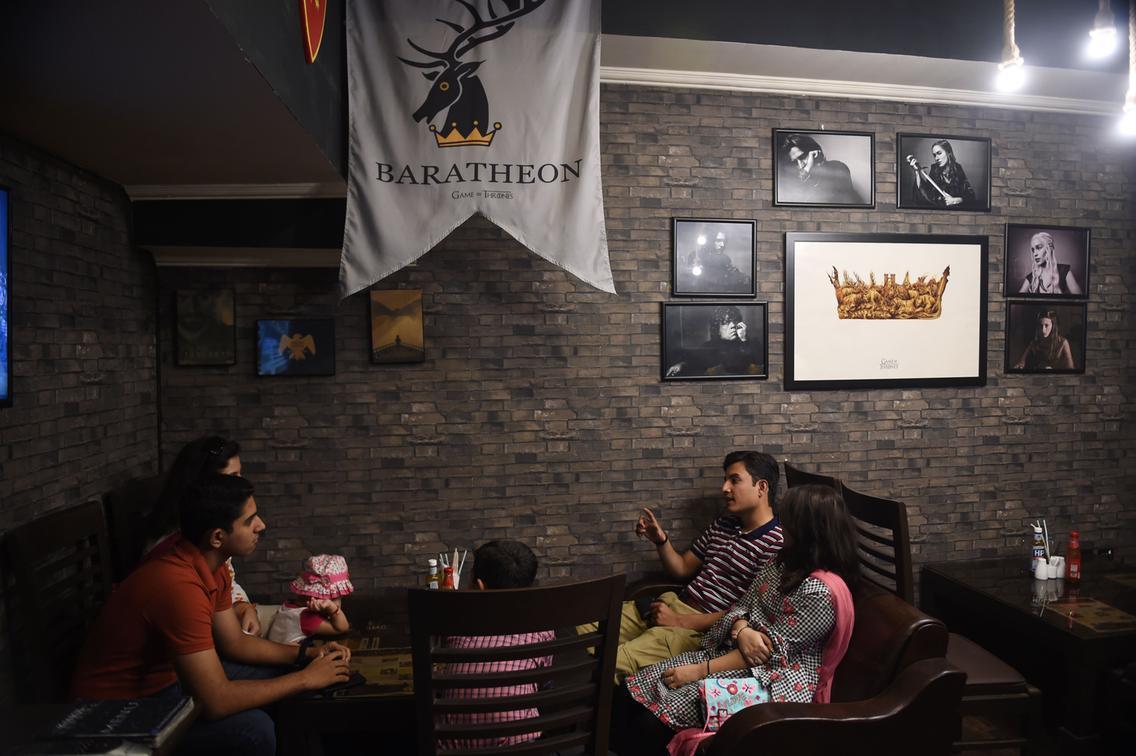 Theme based restaurants getting popular in Islamabad 2